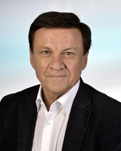 Präsident der ÖGSFE Prof. C. Egarter